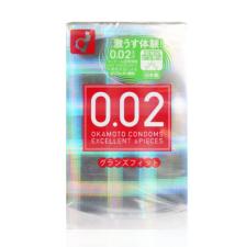 冈本安全套_002超薄安全套002ex 6個