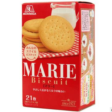 日本森永制果玛丽饼干-0