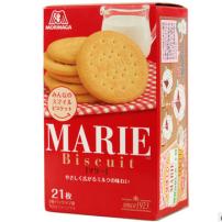 日本森永制果玛丽饼干