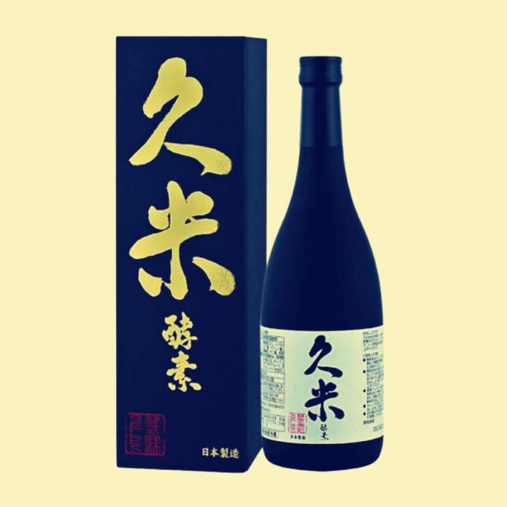 久米 酵素原液 日本产 720ml-0