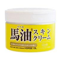 日本北海道LOSHI马油护肤霜220g