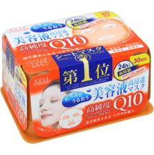 Kose 抽取式精华面膜 活力Q10 30片