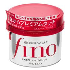 资生堂 FINO营养浸透型发膜 230g