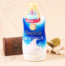 Cow/牛乳石碱浓密泡沫牛奶沐浴露  550ml