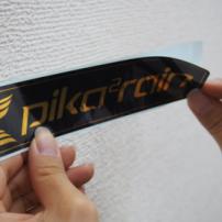 日本 Pika2rain 施工标贴 专用贴(小号)