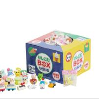 日本iwako橡皮擦BOX ER-COL003