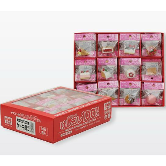 日本Iwako橡皮擦 蛋糕 ER-KEI004