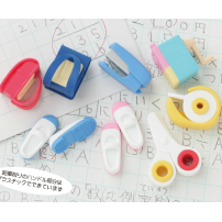 日本Iwako橡皮擦 学校用品 ER-GAK001