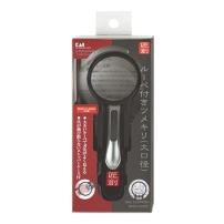 日本 KAI匠创放大镜指甲钳 黑色
