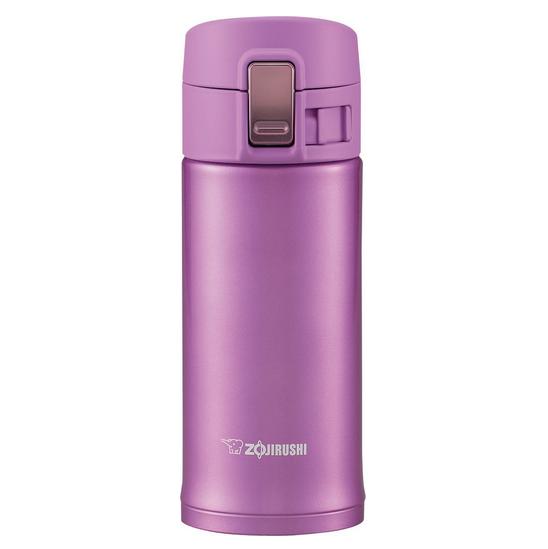 日本象印新轻量保温保冷杯SM-KB36VJ 丁香紫款 360ml