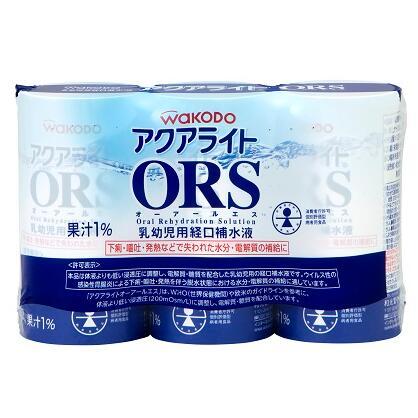 日本 和光堂wakodo  婴儿宝宝电解质水