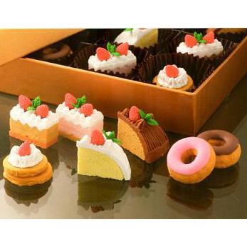 日本Iwako趣味橡皮擦 蛋糕甜点造型 ER-971029