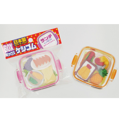 日本Iwako趣味橡皮擦 日本料理系列 一盒 ER-981059