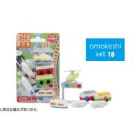 日本Iwako趣味橡皮擦 交通工具系列 泡罩包装 ER-BRI021