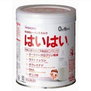 日本 和光堂wakodo 婴幼儿宝宝奶粉1段300g罐
