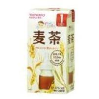 日本 和光堂wakodo 大麦茶粉末 10包