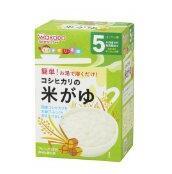 日本 和光堂wakodo 辅食 粳米米粉