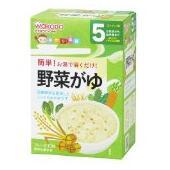 日本 和光堂wakodo 辅食 蔬菜米粥