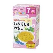 优质日货 和光堂 健康辅食 妈妈帮手乌冬面汤料 方便