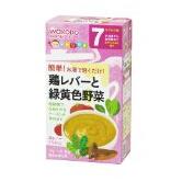 日本 优质正品 辅食料理 妈妈帮手鸡肝蔬菜泥