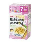 日本 和光堂 正品 妈妈帮手日式煮鲑鱼青菜汤料 健康方便