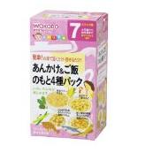 日本 和光堂 辅食料理 开胃 妈妈帮手烩饭佐料四种 批发