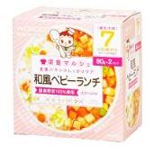 日本 和光堂 美味辅食 NM6婴儿日式套餐 开胃健康