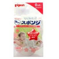 贝亲 日本 K235洗澡沐浴棉 宝宝沐浴擦 泡泡丰富