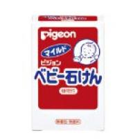 贝亲 日本 纯天然植物精华婴儿香皂 高保湿低敏
