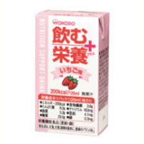 日本 和光堂 老年营养补充饮料 草莓味 老人健康饮品