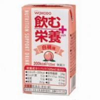 日本 和光堂  老年营养补充饮料 白桃味 老人健康饮品