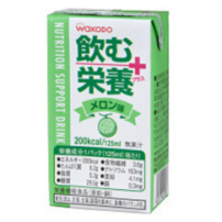 日本 和光堂  老年营养补充饮料 密瓜味  老人健康饮品