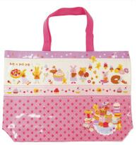 日本 Monseuil 儿童分层手提包 女孩粉 4522202304176