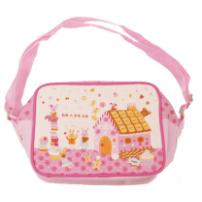 日本 Monseuil 儿童背包挂肩包 女孩粉 4522202304114
