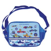日本 Monseuil 儿童背包挂肩包 男孩蓝 4522202304121