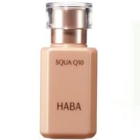 日本 HABA Q10鲨烷辅酶精华液/美容液 30ml