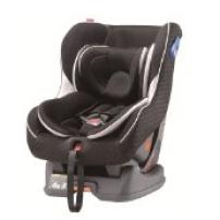 日本 Pigeon 贝亲 婴儿汽车载儿童汽车安全座椅 加强防护婴儿座椅  黑色