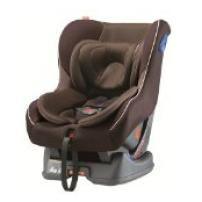 日本 Pigeon 贝亲 婴儿汽车载 儿童汽车安全座椅 加强防护婴儿座椅  棕色