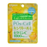 日本 贝亲 pigeon 孕妇牙齿保护糖  改善口腔环境防止蛀牙 柠檬味 30粒