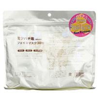 日本 SPC 蜂毒保湿提拉紧致面膜  30枚