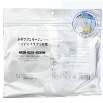 日本 SPC 虎河豚骨胶原面膜  30枚