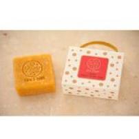 日本 SHUAWA 无添加 矿物碳酸美容洁面皂 70g