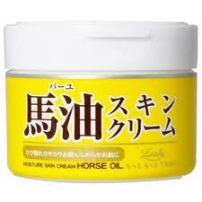 """日本制造 LOSHI MOIST AID 马油肌肤霜 全身用可 220g 保湿 """"direct stock from the original maker!!"""""""