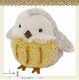 日本 Monseuil 毛绒玩具 木偶 小鸡M  4522202103830