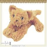 日本 Monseuil 宝宝玩偶 驼色  4522202103526