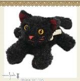 日本 Monseuil 宝宝玩偶 黑色  4522202103540