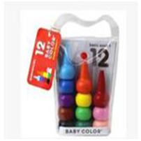 baby color积木彩色蜡笔  4977453201024