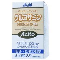 Asahi 葡萄糖胺 210粒