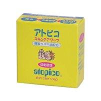 Atopiko大岛椿 婴幼儿低刺激皮肤护理香皂护肤皂 80g