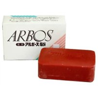 ARBOS 活性肥皂
